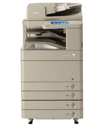 NEW DRIVERS: CANON IMAGERUNNER ADVANCE C5235 MFP PPD